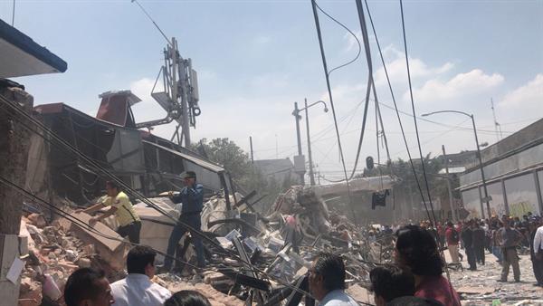 Erneut Erdbeben in Mexiko: World Vision leistet Nothilfe