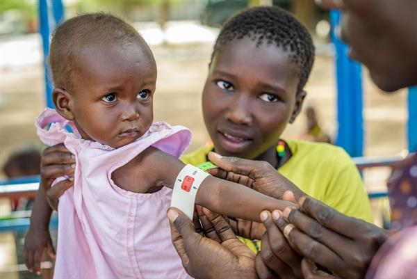 Mehr als 15 Millionen Kinder leiden unter der Hungerkrise in Ostafrika.