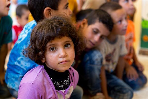 7 Jahre Krieg in Syrien - Millionen Kinder brauchen Unterstützung.