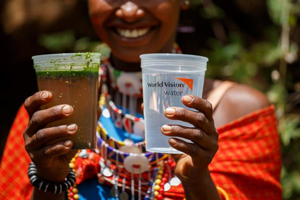 Für viele Menschen in den ärmsten Ländern der Welt ist sauberes Wasser keine Selbstverständlichkeit.