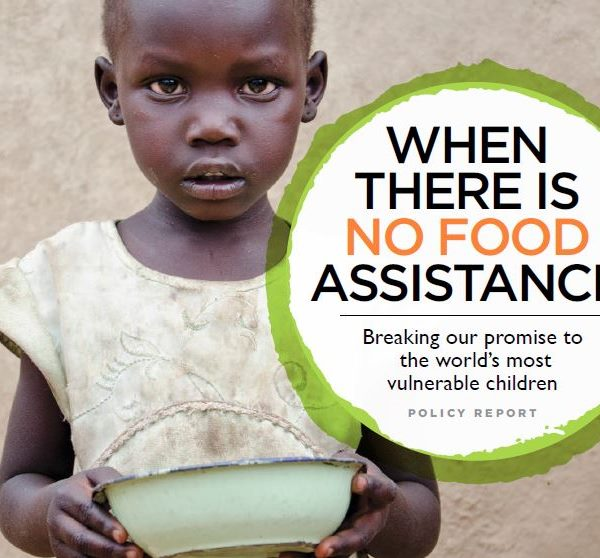 World Vision-Studie: When there is no food assistance