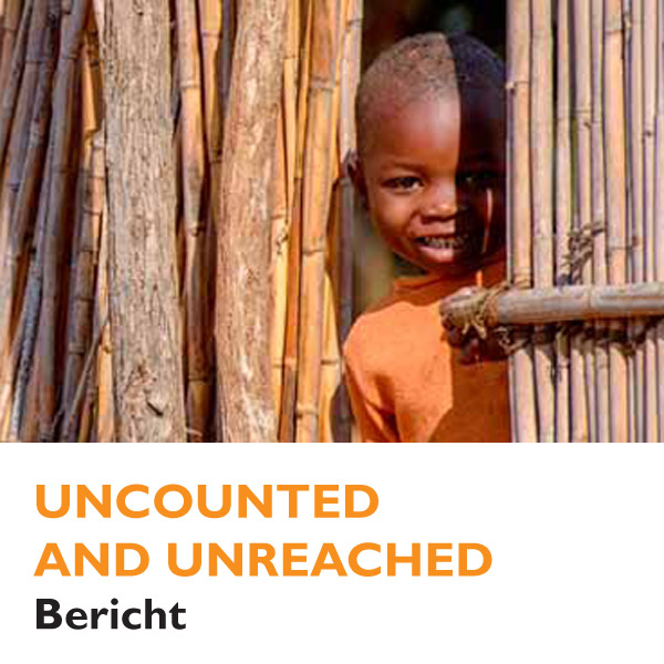 Uncounted and unreached - The unseen children who could be saved by better data